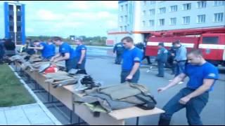 Боевая одежда одета за 14 секунд(, 2012-08-31T08:10:57.000Z)