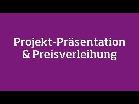 Projektpräsentation und Preisverleihung - Radio Hack Day 2013 in Berlin