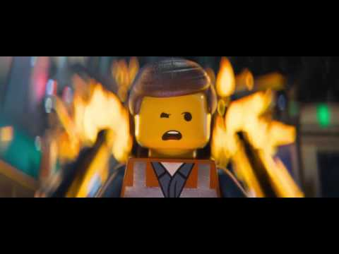 "The LEGO Movie | ""Escape from Bricksburg"" Clip [HD]"