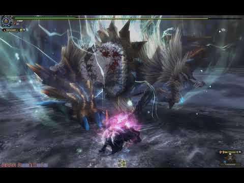 Monster Hunter Frontier Z  Howling Zinogre Slay (Great Sword)