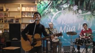 LY CÀ PHÊ BAN MÊ - Võ Minh Hải tự đệm guitar và hát