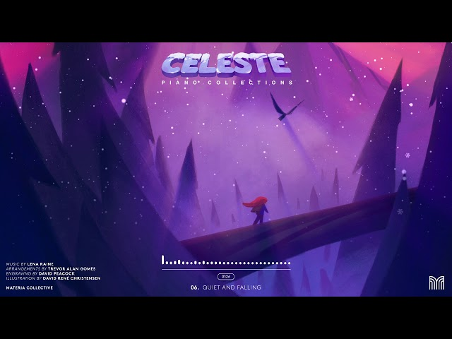 Celeste Piano Collections: 06 Quiet and Falling (Lena Raine, Trevor Alan Gomes)