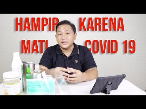 Hampir Meninggal Karna Covid 19!!!! - Tips Sembuh Dari Covid 19 Simak Disini