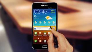 Samsung Galaxy Note Official Video(Buy the Galaxy Note: http://nbn.li/SamsungGalaxyNote Samsung Galaxy Note Official Video - Permission to use granted by Samsung Germany - Check out the ..., 2011-09-01T10:24:00.000Z)
