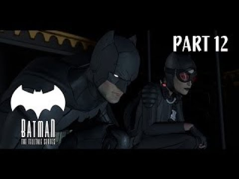 Batman: A Telltale Series 2 Part 6 Narrow Margins