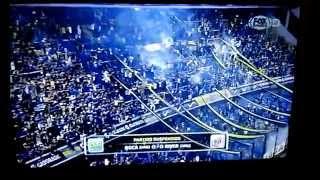 Partido suspendido de Boca juniors vs River plate 14 de mayo de 2015