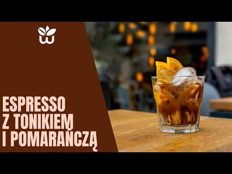 ☕ Przepis na espresso z tonikiem i sokiem pomarańczowym ☕