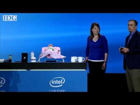 CES 2014 - Intel Edison - komputer wielkości karty SD