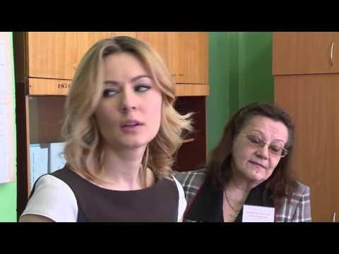Мария Кожевникова посетила школу интернат в Грязовце