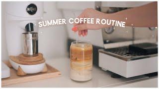 summer coffe…
