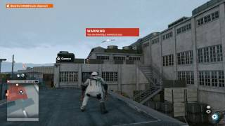 watch dogs 2 haum sweet haum steal the haum truck shipment access key 2 research points