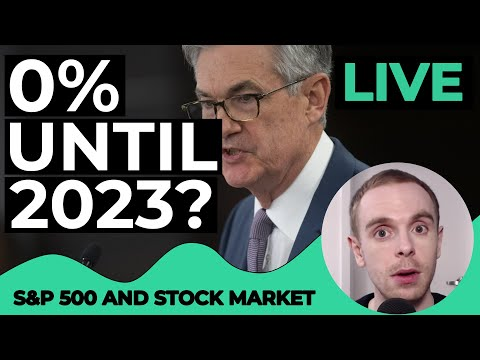 Sept 16 – JEROME POWELL SPEAKS! FOMC! STOCK MARKET LIVE, DAY TRADING, S&P 500, STOCK MARKET NEWS