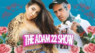 The Adam22 Show #14: Lena The Plug Goes Off thumbnail