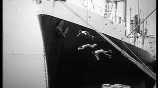 Dutch shipping around the world/Van varen 2 1961