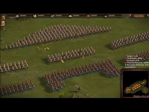 Cossacks 3 - The Battle of Marston Moor (The Heroic Struggle)