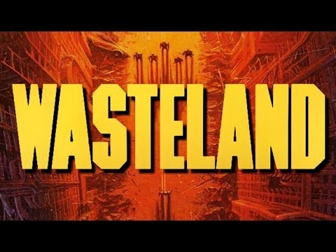 LGR - Wasteland - DOS PC Game Review