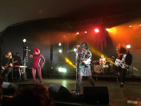 Grouplove Big Mess Concert