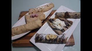 MEMORIES OF MACEDONIA ~ PALAČINKI 6 načini (Macedonian Crepe Pancakes 6 Ways)