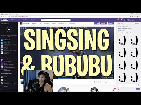 WRONG SMILEY FACE - SingSing & BuBuBu Moments