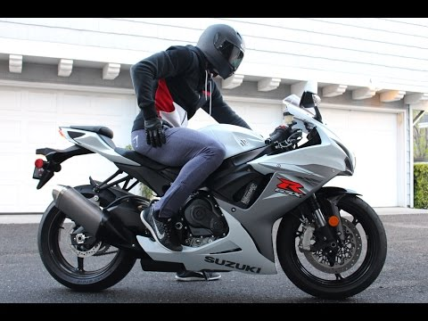 Buying a Brand New 2015 GSXR 600