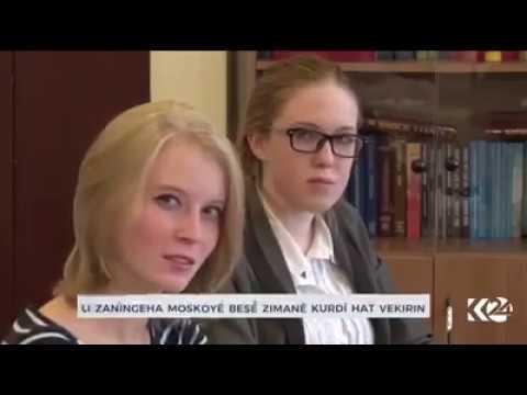Ruslar Kürtçe Öğreniyor