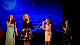 Шоу-группа Diamond KIDS - I believe in you (Волшебная страна детства live 2015)