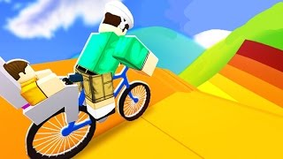 HAPPY WHEELS - ROBLOX!
