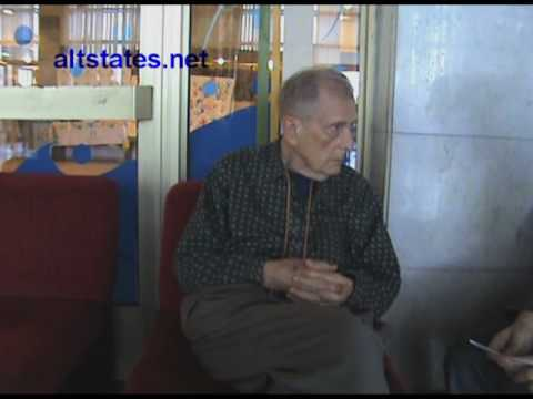 Stanley Krippner Interview pt. 1 - Cтэнли Криппнер - June 24, 2010, Russia