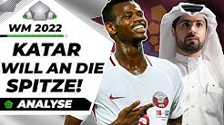 WM 2022: Katar züchtet die nächsten Top-Talente!  Analyse