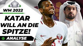 WM 2022: Katar züchtet die nächsten Top-Talente! |Analyse