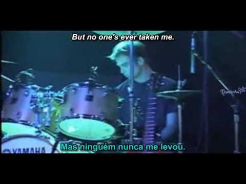 Pearl Jam - Elderly Woman Behind The Counter In A Small Town (legend. PORT E INGLÊS)
