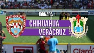 Cover images Chihuahua vs Veracruz | Jornada 1 - Nacional Street Soccer 2014
