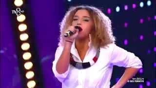 Nutsa Buzalade - O Ses Türkiye & Lady Marmalade