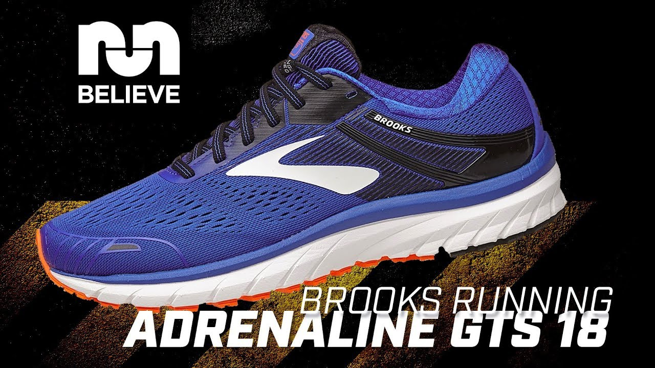 e6ec901c7b5 Brooks Adrenaline GTS 18 Performance Review - YouTube