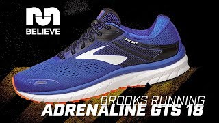 Brooks Adrenaline GTS 18 Performance Review