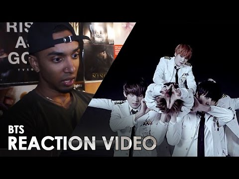 BTS - INTRO PERFORMANCE TRAILER [ REACTION VIDEO ] #wtf?!