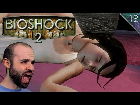 BIOSHOCK 2 #12 | ELEANOR!! | Gameplay Español