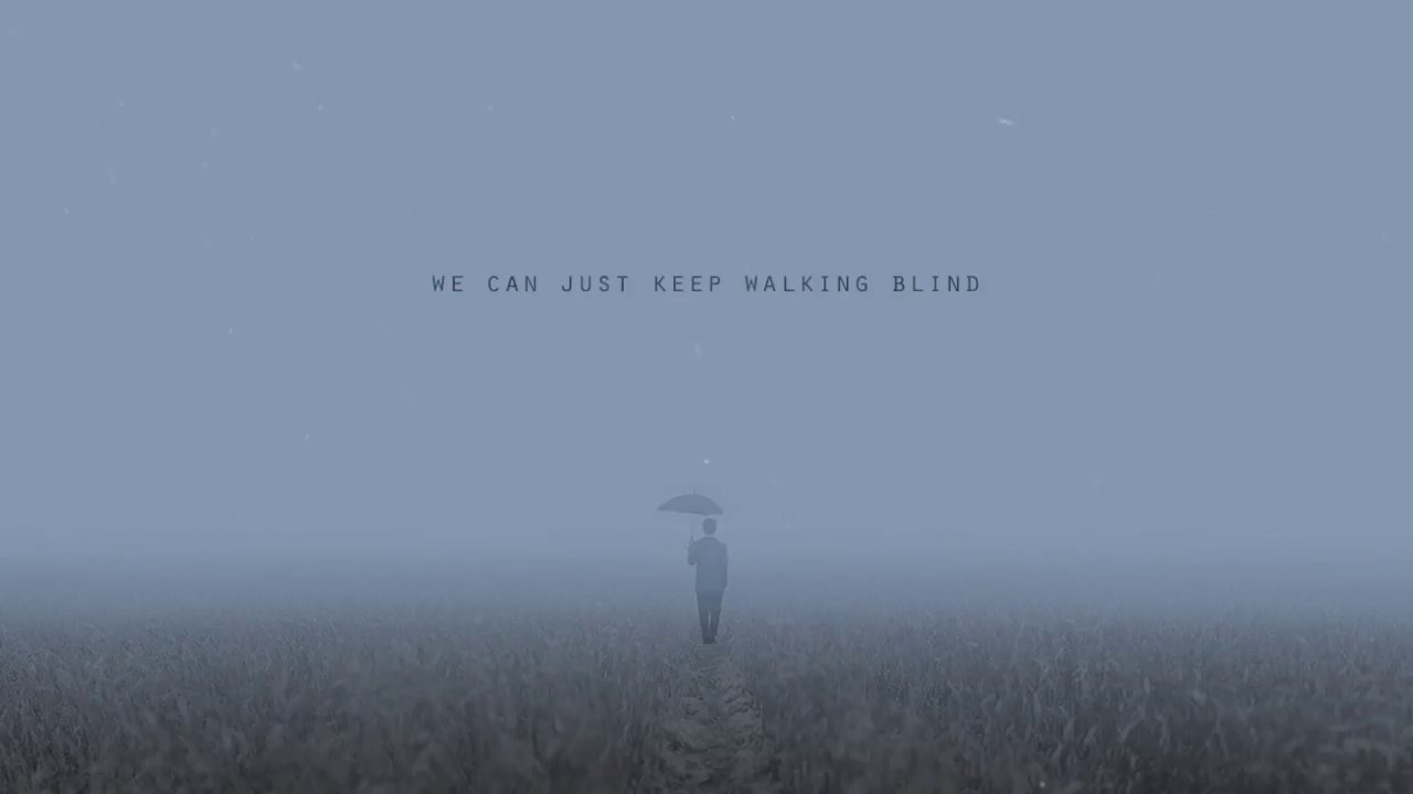 Aidan Hawken & Carina Round - Walking Blind (with Lyrics)