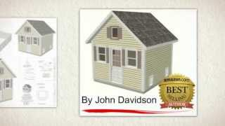 12' X 12' Playhouse Plans, Kindle Edition: Playhouse Plans In A Kindle