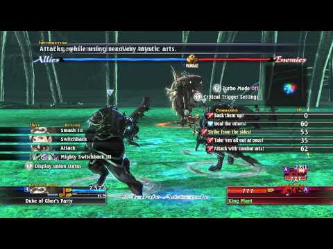 Let's Pwn The Last Remnant - Part 69 Helping out Haruko
