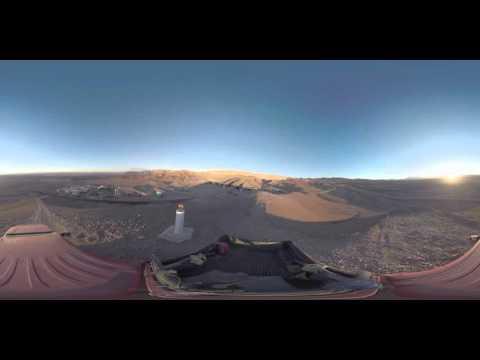 Amanece en Chuquicamata | ACCIONA 360º