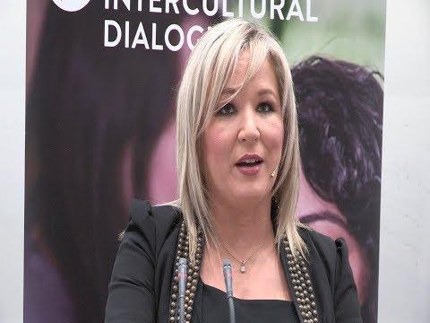Powerful speech by Sinn Féin Vice-President Michelle O'Neill at Queen's University