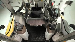 Volvo Backhoe Loader BL61B BL71B Presentation video