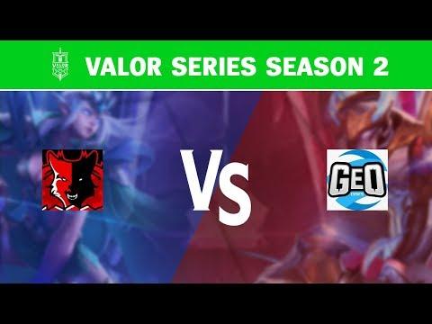 Valor Series Season 2 Week 5 Day 2 VODs & Highlights