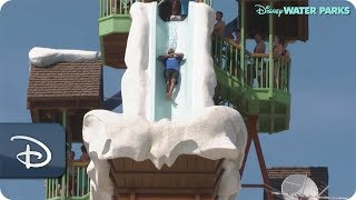 Orlando Magic Players Kick Off Summer at Disney's Blizzard Beach Water Park