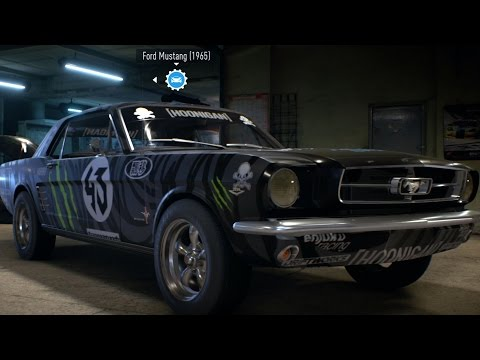 Need For Speed Payback Derelict Car Part Locations Ford