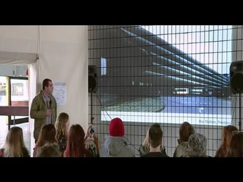 Gate 81-Talk1: Tom Jefferies: Urban heroes and villains- Preston Bus Station