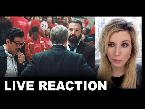 The Way Back Trailer REACTION
