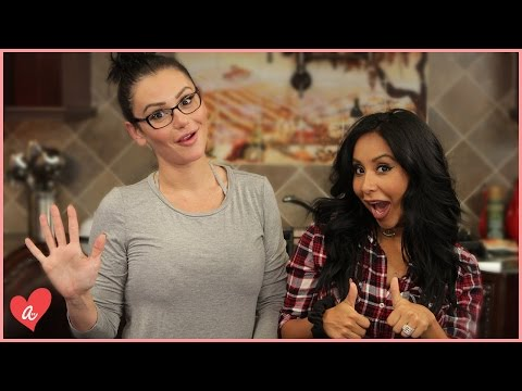 Now Trending 3 with Snooki & JWOWW | #MomsWithAttitude Moment