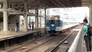 近鉄大阪線 きんてつまつり団体電車PN05「あおぞらⅡ」 高安入線